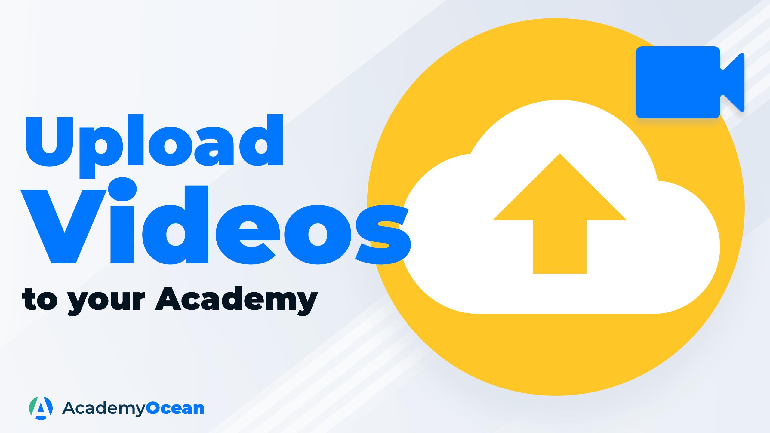 videos upload