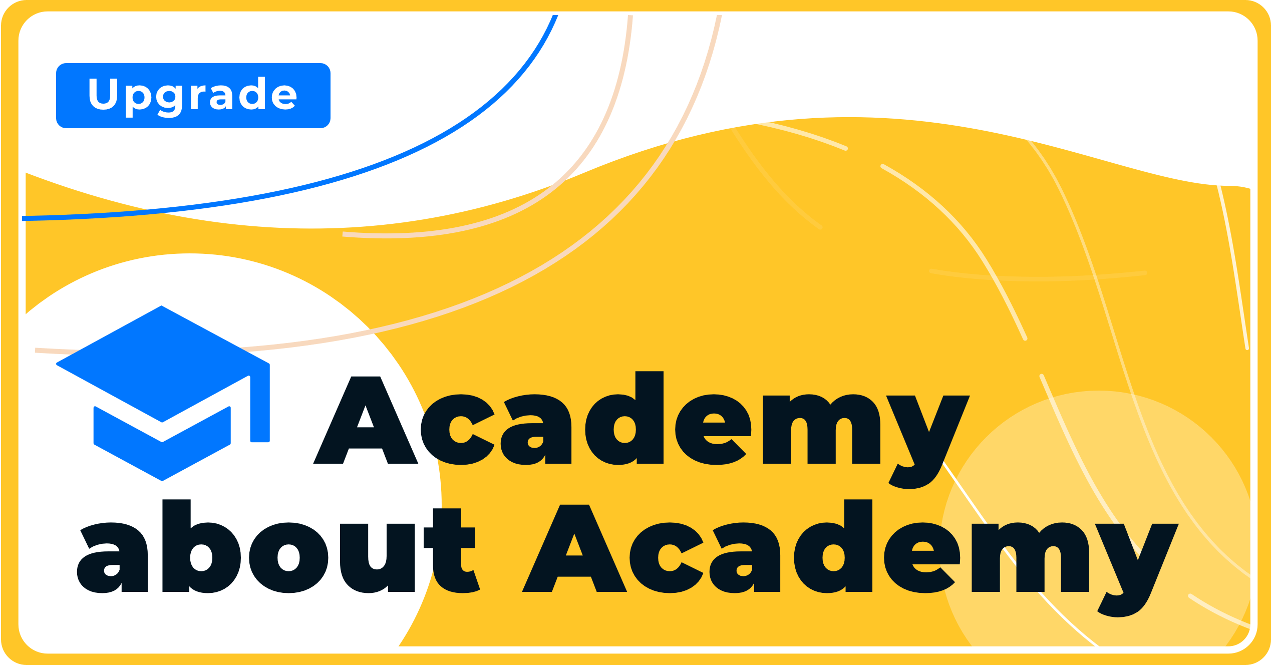 Academy about Academies