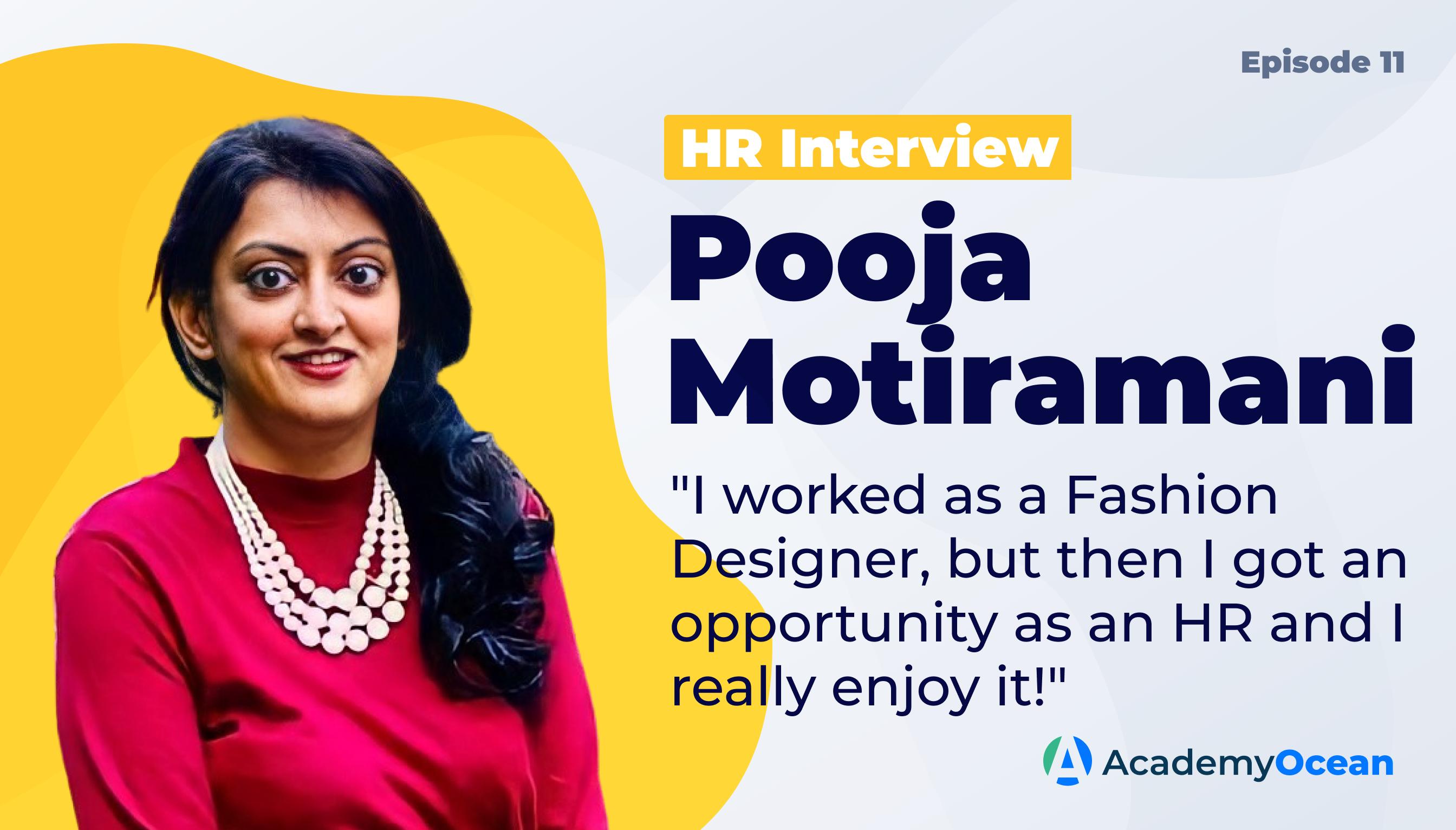 Pooja HR