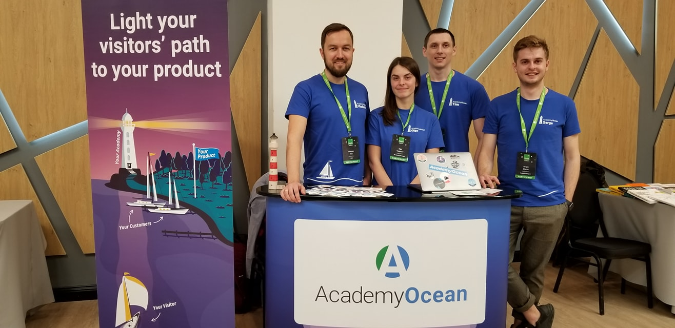 AcademyOcean at SaaS Nation`03