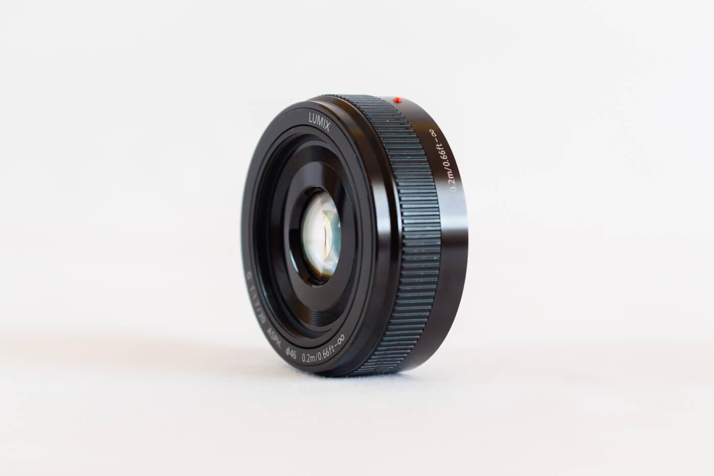 a magnifying lense