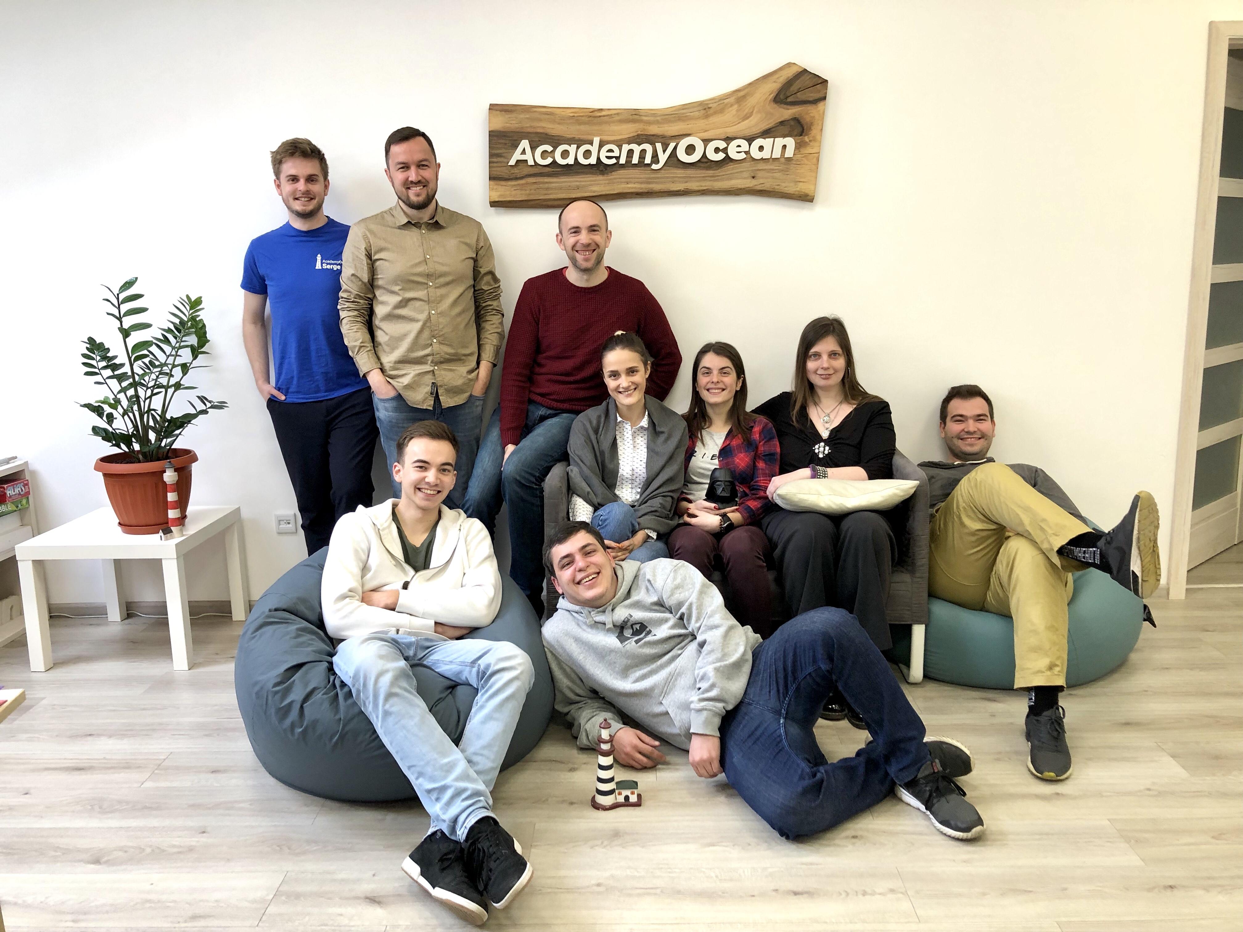 AcademyOcean team