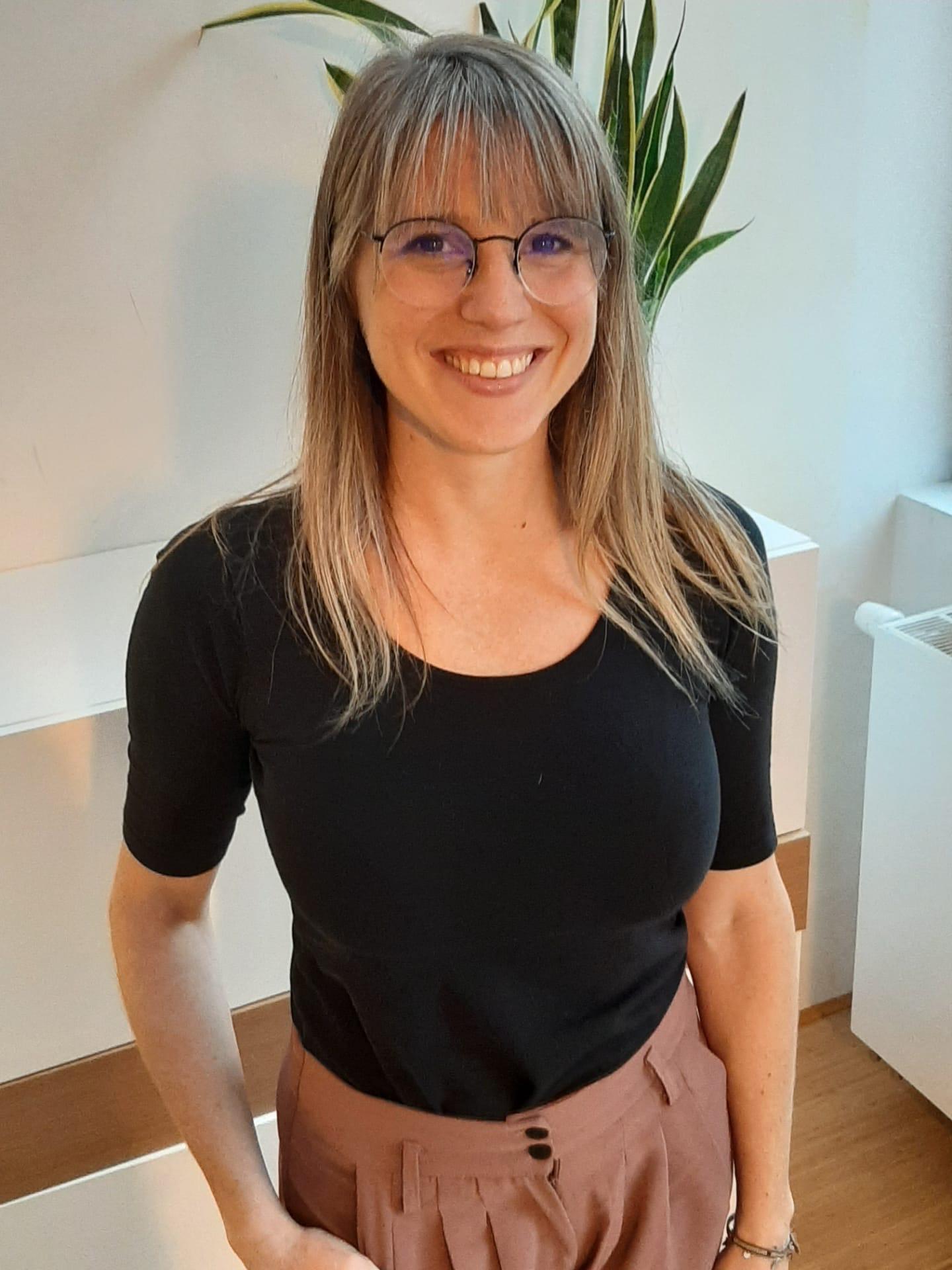 Nasreen Vanden Berghe
