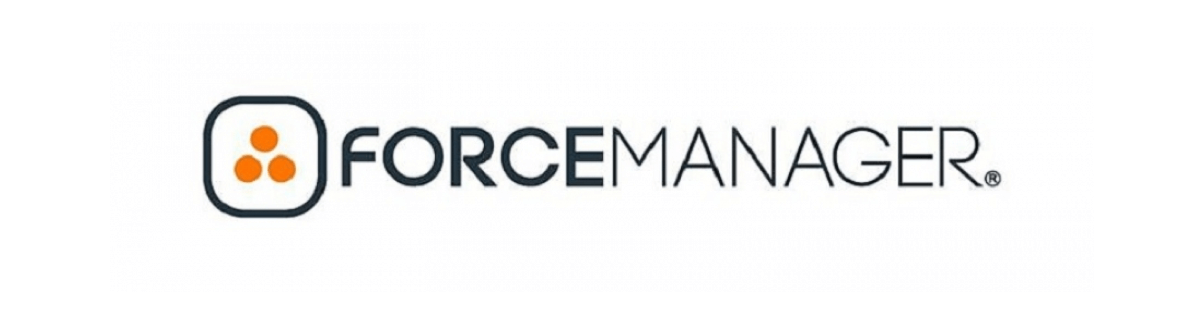 a logo of ForceManager