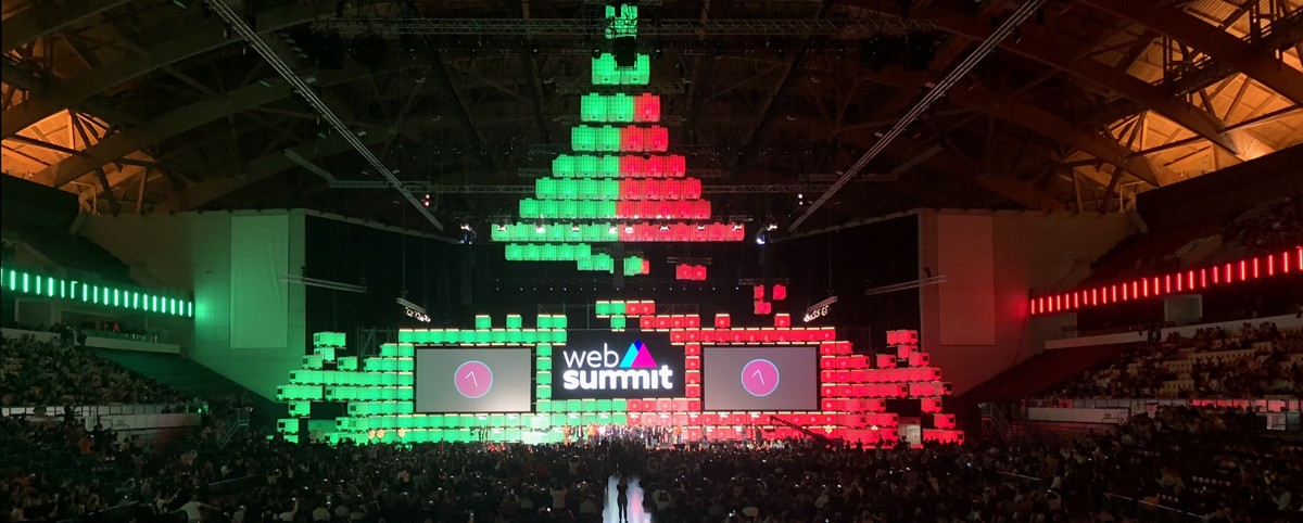 Web Summit 2018, Lisbon
